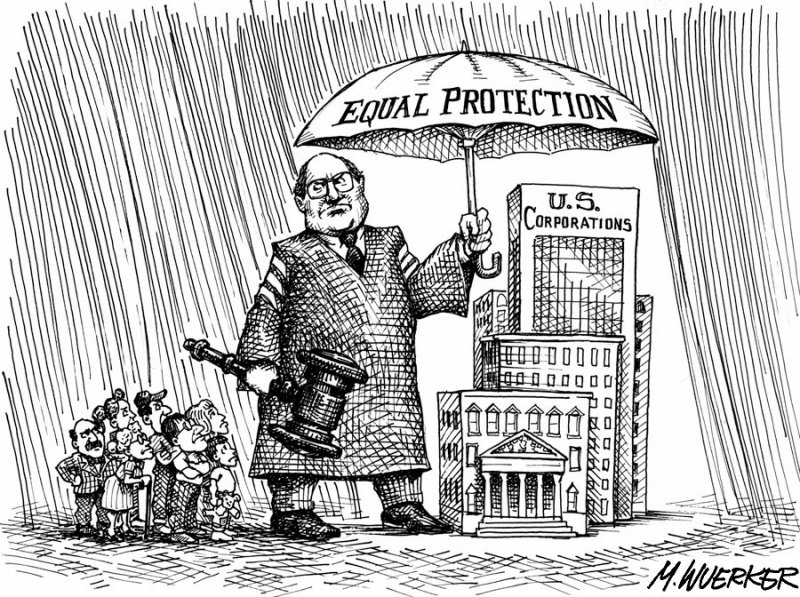 The Myth Of Corporate Personhood Turning The Tide