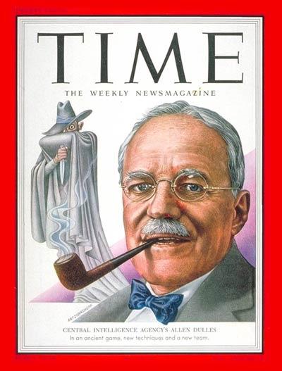 Allen Dulles - TIME