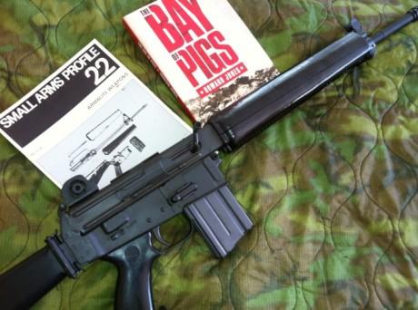 AR-180 - Favorite of Cuban Exiles