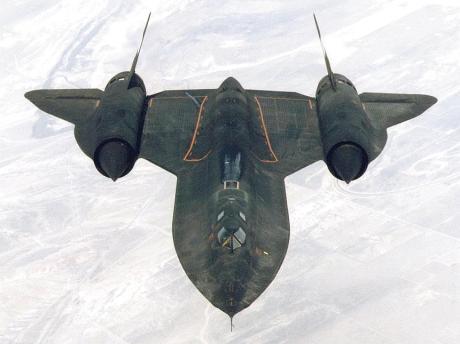 Blackbird SR71