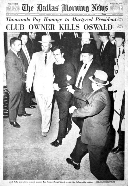 Club Owner Kills Oswald