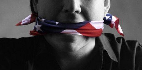 Gagging America
