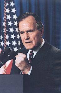 GHW Bush