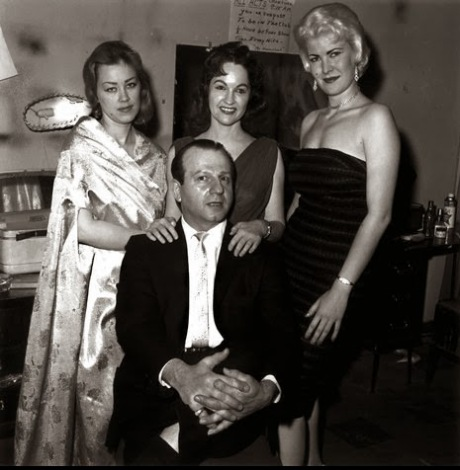 Jack Ruby and His Strippers