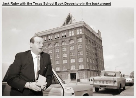 Jack Ruby and the TSBD