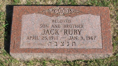 Jack Ruby Grave