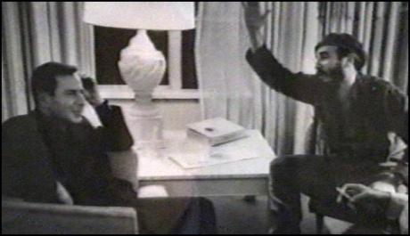 Jean Daniel & Fidel Castro