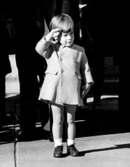 John John at JFK's Funeral
