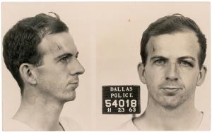 Lee Harvey Oswald Mug Shot