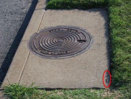 manhole cover 2011 - 2