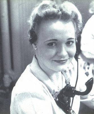 Melba Marcades 1957