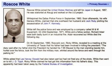 Roscoe White