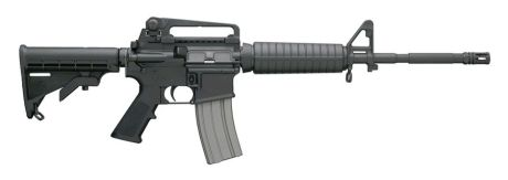 Bushmaster M4-A2