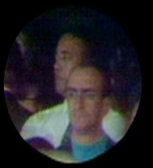 David Morales (behind)