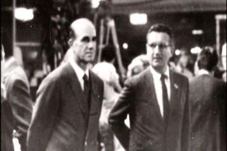 Gordon Campbell & George Joannides
