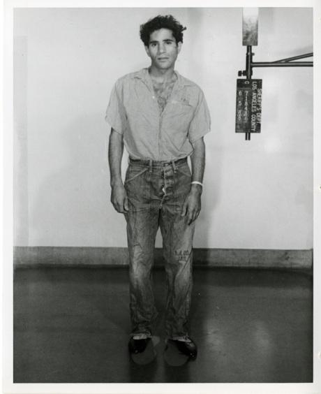 Sirhan Sirhan in 1968