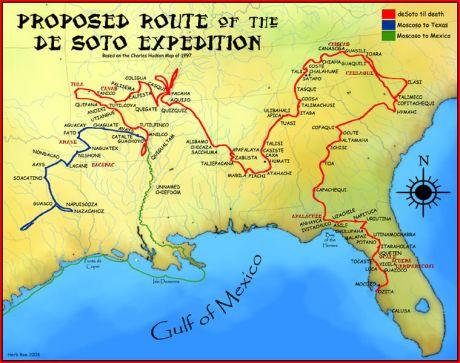 DeSoto Route