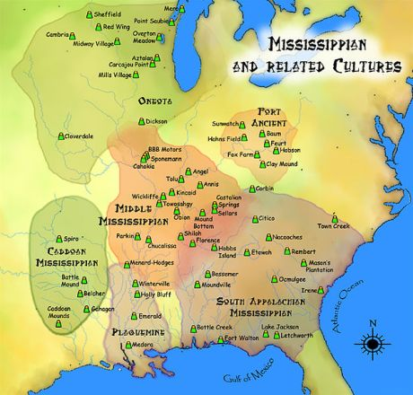 Mississippian cultures