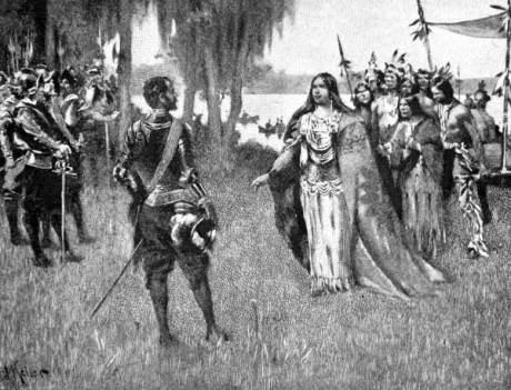 Queen of Cofitachiqui