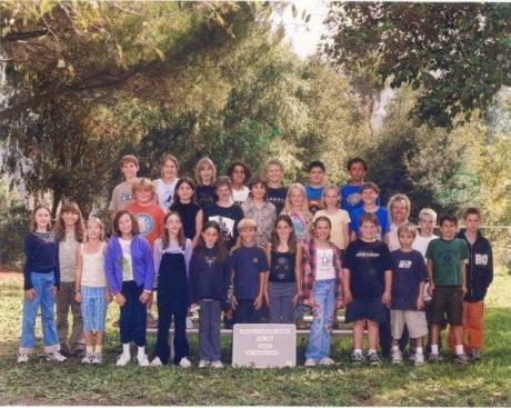 Topanga Canyon 5th Grade - Elliot is the Smallest Child