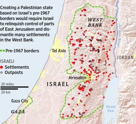 2013 Jewish Settlements