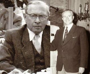 Zionist banker Tuchler & SS Officer von Middlestein