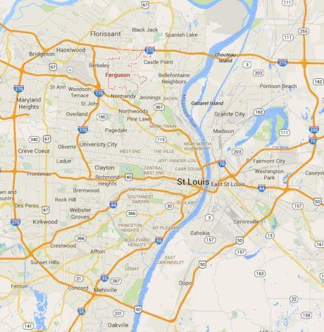 Ferguson - St Louis