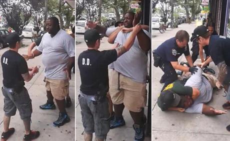 Police Homicide of Eric Garner