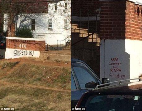 Phi Kappa Psi Graffiti