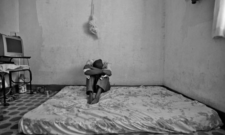 Dying of Shame - Congolese Rape Victim