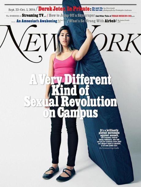 New York Magazine Cover - full