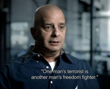 One Man's Terrorist