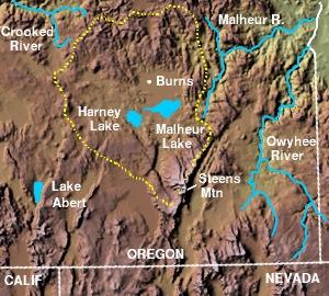 Harney Basin