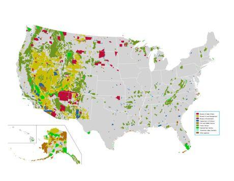 US Public Lands